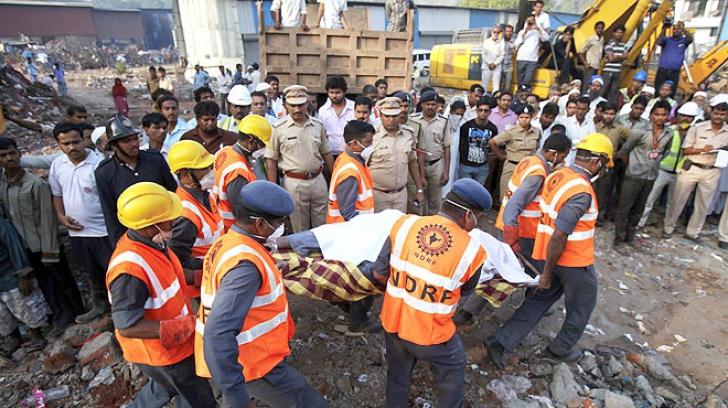 Cel puţin 20 de morţi după prăbuşirea a două clădiri în India