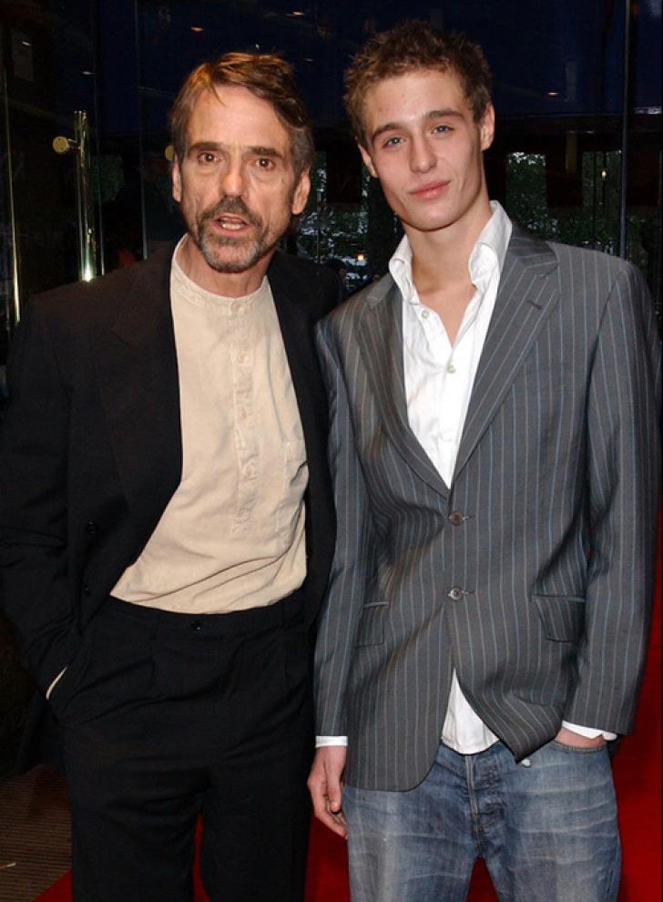 Jeremy Irons şi Max Irons