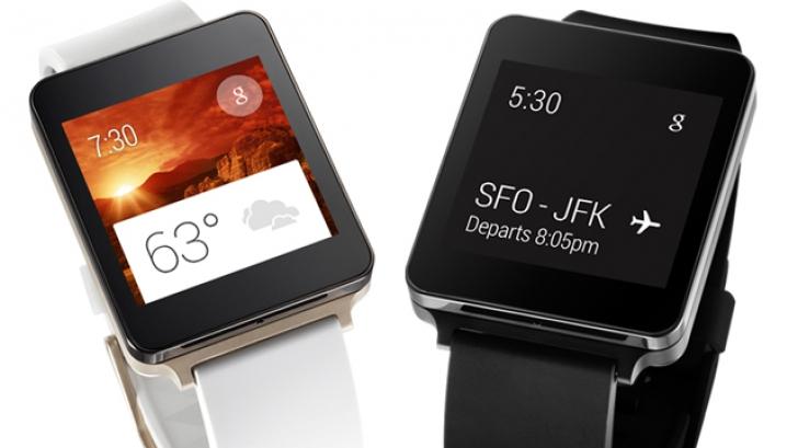 LG G Watch, lansat oficial. Cum arată primul ceas inteligent cu Android Wear