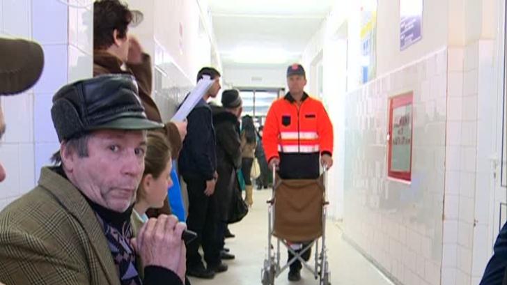 Liste de aşteptare în spitale