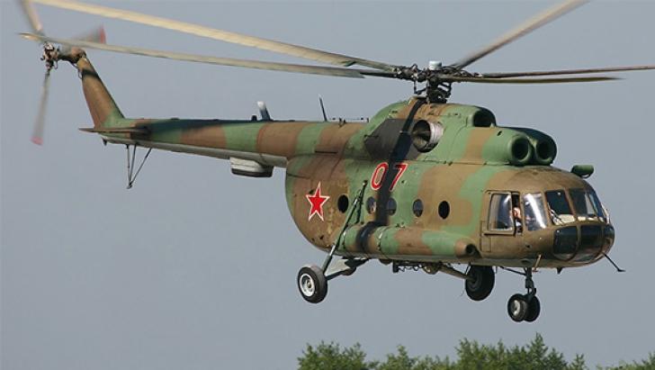 Trei piloți răniți. Un elicopter ucrainean a aterizat de urgență!