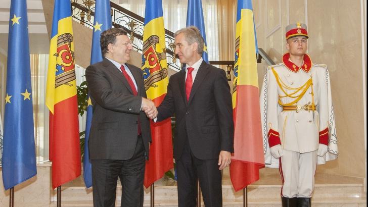 România - prima ţară care ratifică noile acorduri UE cu Moldvoa, Ucraina și Georgia