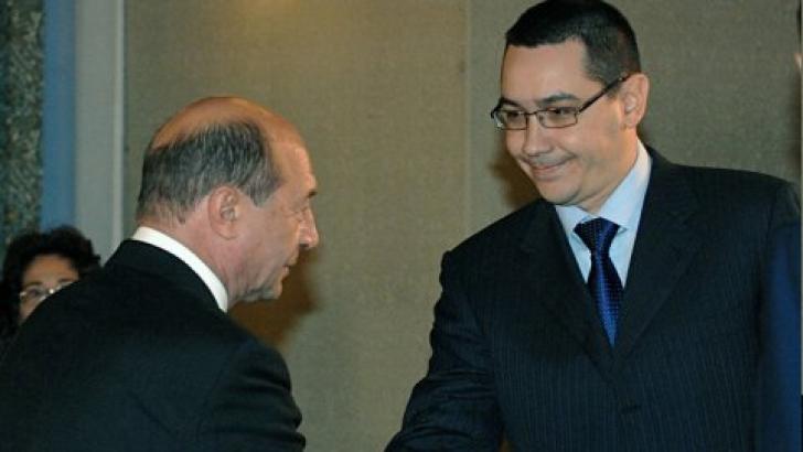 Ponta: Mă întâlnesc oficial cu Băsescu miercuri, la CSAT, după şedinţa de Guvern