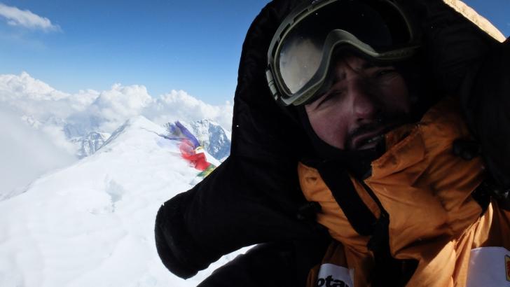 ALEX GĂVAN pleacă într-o nouă aventură: Vârful Broad Peak din Pakistan - 8047 de metri
