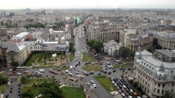 Traficul din Capitală, RESTRICŢIONAT în weekend
