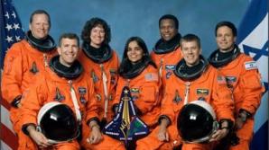 Naveta spațială Columbia a avut comandant o femeie pentru prima dată