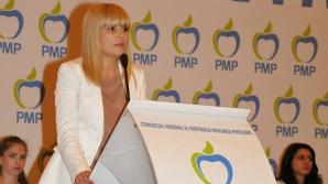 Udrea: Mulţi foşti colegi din PDL sunt nemulţumiţi de fuziunea cu PNL şi vor să plece din partid