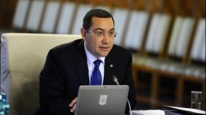 Ponta: Mesajele SUA transmise societăţii româneşti pe combaterea corupţiei, rezonabile şi binevenite
