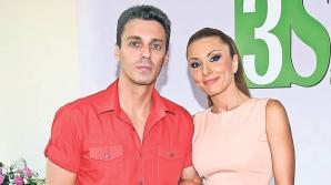 Mircea Badea şi Carmen Brumă