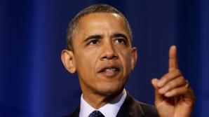 OBAMA I-A SCRIS LUI PUTIN pentru a-l informa că a încălcat tratatul privind forțele nucleare