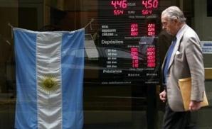 Argentina, pe marginea prăpastiei