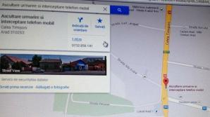 Google Maps a descoperit mai multe puncte de ascultare a telefoanelor mobile