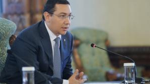 Premierul Victor Ponta acoperă gaura din buget cu iluzii