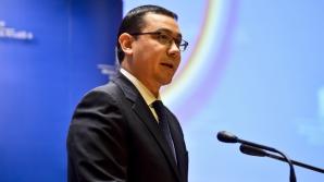 Ponta anunţă va efectua o vizită oficială la Beijing