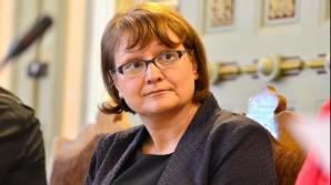 Şefa CNA, Laura Georgescu, AUDIATĂ în Comisia de Cultură, după înregistrările scandaloase