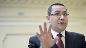 Ponta, întrebat dacă doreşte refacerea USL cu partidul lui Tăriceanu: Dacă se poate, sigur că da! / Foto: MEDIAFAX