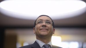 Ponta, declaraţii contradictorii privind supra-acciza pe carburanţi / Foto: MEDIAFAX