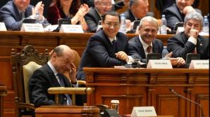 Traian BĂSESCU: VICTOR PONTA vrea control politic asupra DNA