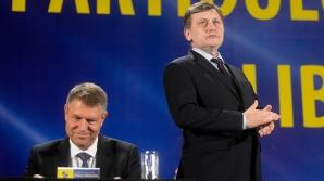 Iohannis: Candidatul PNL-până la mijlocul lunii. Până la sfârşitul lui iulie-candidatul unic / Foto: MEDIAFAX