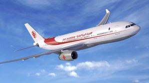 UN NOU AVION DISPĂRUT: Air Algerie a pierdut contactul cu un avion ce decolase din Ouagadougou