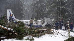 Omniasig a plătit 287.500 euro urmaşilor pilotului Adrian Iovan, după accidentul din Apuseni