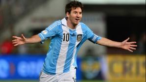 Si Argentina-i favorita