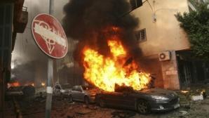 Explozie puternică în centrul capitalei afgane