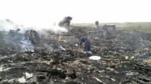 Observatorii OSCE au ajuns la locul catastrofei aeriene din Ucraina