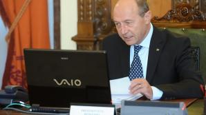 Băsescu: BERD are o importantă contribuție la dezvoltarea economică a României