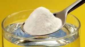 Beneficiile bicarbonatului de sodiu.