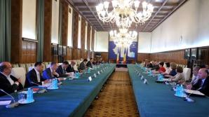 Ponta: Nu am în vedere o remaniere guvernamentală, dar ar putea să mai fie schimbări / Foto: gov.ro