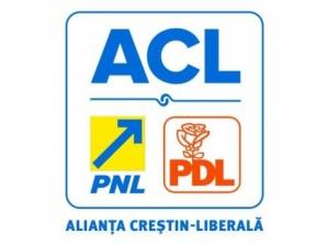 PNL și PDL au stabilit SIGLA Alianței Creștin-Liberale