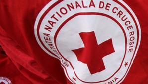 CRUCEA ROŞIE lansează un APEL PENTRU DONAŢII în sprijinul celor afectaţi de inundaţii