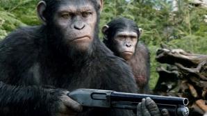"""""""Planeta Maimuţelor: Revoluţie"""", lider în box office-ul nord-american"""