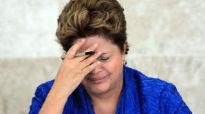 """PREŞEDINTA BRAZILIEI spune că este """"FOARTE, FOARTE TRISTĂ"""" după înfrângerea echipei de către Germani"""