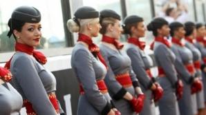 Limita minimă de înălţime pentru stewardese