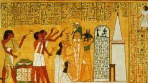 Faraonii voiau sa se înalţe la cer din Dacia