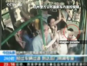 Călătorie de coşmar cu autobuzul, în China