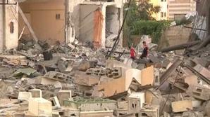 ONU lansează o anchetă asupra ofensivei israeliene din Fâşia Gaza