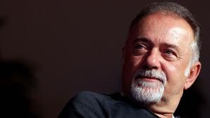 Scriitorul GIORGIO FALETTI, autorul romanului
