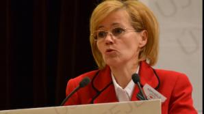 BIRO ROZALIA, propunerea UDMR pentru scaunul de vicepremier și ministru al Culturii