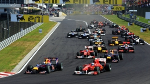 Circuitul de la Hungaroring