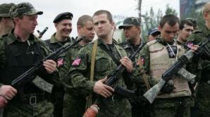 """Ucraina: șefii separatiștilor hotărâți """"să apere Donețkul"""""""