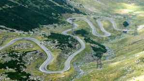 <p>Circulația pe Transfăgărășan se deschide oficial / Foto: AGERPRES</p>