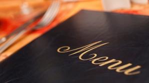 Designul meniurilor din restaurante influenţează comanda clienţilor