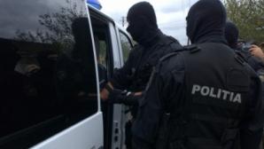70 de polițiști participă la acțiune