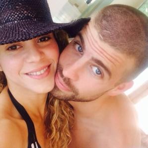 Shakira şi Gerard Pique