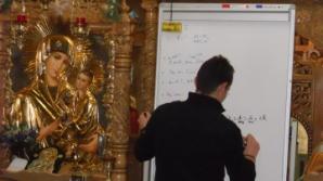 """""""Meditaţii la biserică"""", un proiect unic în ţară."""