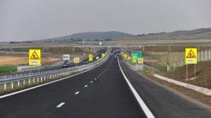 Contractul pentru autostradă ar putea fi semnat în câteva zile