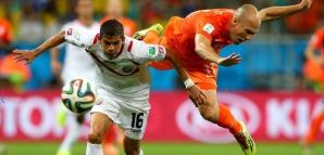 Ultimul sfert de finala: Costa Rica - Olanda